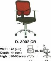 Kursi Direktur & Manager Indachi D-3002 CR