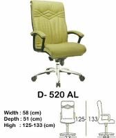 Kursi Direktur & Manager Indachi D-520 AL