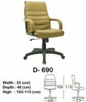 Kursi Direktur & Manager Indachi D-690