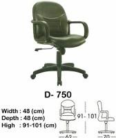 Kursi Direktur & Manager Indachi D-750