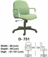 Kursi Direktur & Manager Indachi D-751