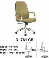 Kursi Direktur & Manager Indachi D-761 CR