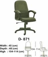 Kursi Direktur & Manager D-871