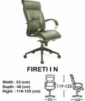 Kursi Direktur & Manager Indachi Fireti I N