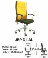 Kursi Direktur & Manager Indachi Jep D I AL