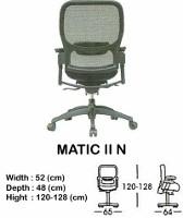 Kursi Direktur & Manager Indachi Matic II N