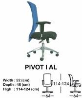 Kursi Direktur & Manager Indachi Pivot I AL