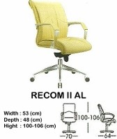Kursi Direktur & Manager Indachi Recom II AL
