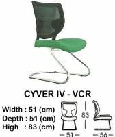 Kursi Hadap Indachi Type Cyver IV-VCR
