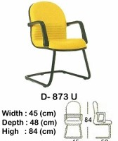 Kursi Hadap Indachi Type D-873 U