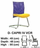 Kursi Hadap Indachi Type D-Capri IV VCR