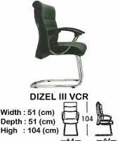 Kursi Hadap Indachi Type Dizel III VCR