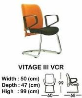 Kursi Hadap Indachi Vitage III VCR