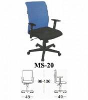 Kursi Direktur & Manager Subaru Type MS-20