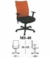 Kursi Direktur & Manager Subaru Type MS-40