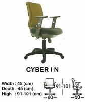 Kursi Staff & Sekretaris Indachi Cyber I N