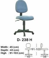 Kursi Staff & Sekretaris Indachi D-238 H
