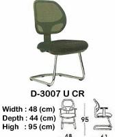Kursi Hadap Indachi D-3007 U CR