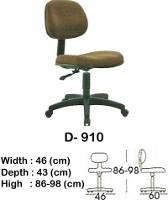 Kursi Staff & Sekretaris Indachi D-910