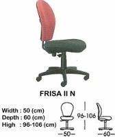 Kursi Staff & Sekretaris Indachi Frisa II N