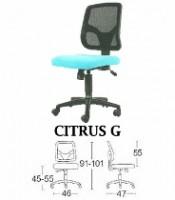 Kursi Staff & Sekretaris Savello Type Citrus G