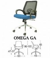Kursi Staff & Sekretaris Savello Type Omega GA