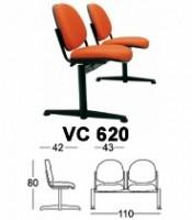 Kursi Tunggu Chairman Type VC 620