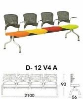 Kursi Tunggu Indachi Type D-12 V4 A