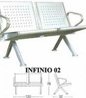 Kursi Tunggu Savello Type Infinio 02
