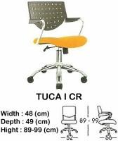 Kursi Staff & Sekretaris Indachi Tuca I CR