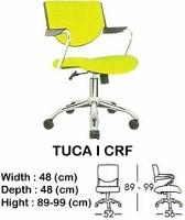 Kursi Staff & Sekretaris Indachi Tuca I CRF