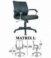Kursi Direktur Classic Savello Matrix L