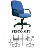 Kursi Manager Classic Savello Pesco MT0