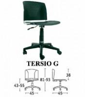Kursi Staff & Sekretaris Savello Tersio G