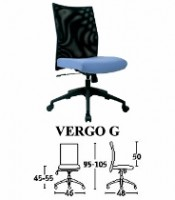 Kursi Manager Modern Savello Vergo G