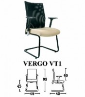 Kursi Manager Modern Savello Vergo VT1