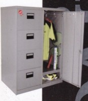 Direction Cabinet 4 Laci 1 Pintu