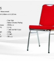 Kursi Susun Futura Type FTR 405