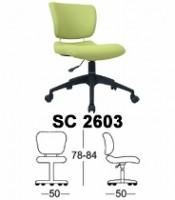 Kursi Sekretaris Chairman Type SC 2603