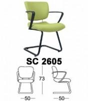 Kursi Sekretaris Chairman Type SC 2605