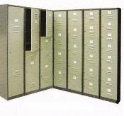 Locker 1 Pintu Elite Type EL-461