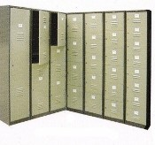 Locker 3 Pintu Elite Type EL-463
