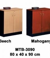 Rak Buku Kecil Pintu Panel Expo Type MTB-3090