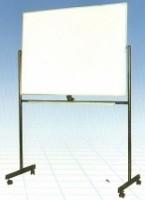 Papan Tulis (Whiteboard) Sakana Double Face (Stand) 90 x 180 cm