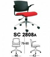 Kursi Sekretaris Chairman Type SC 2808A